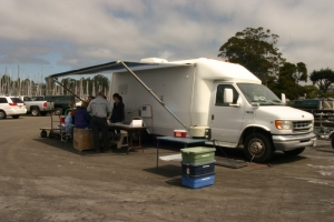Mobile Vet Set-Up
